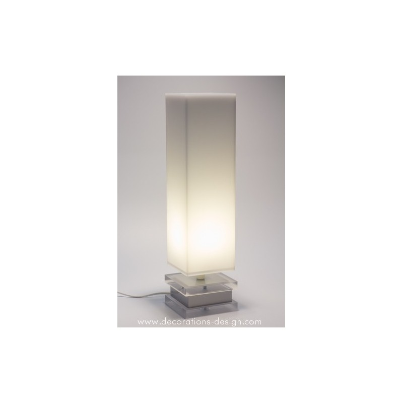 LAMPE A POSER BLANCHE